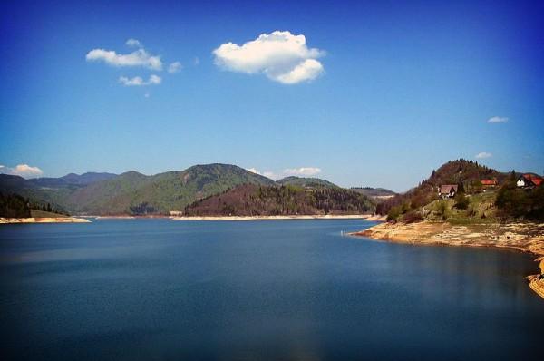 Zaovine Lake. Photo by Дуална лиценца.