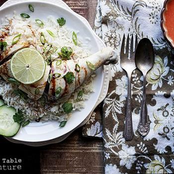 Singapores beloved chicken rice global table adventure lets forumfinder Images