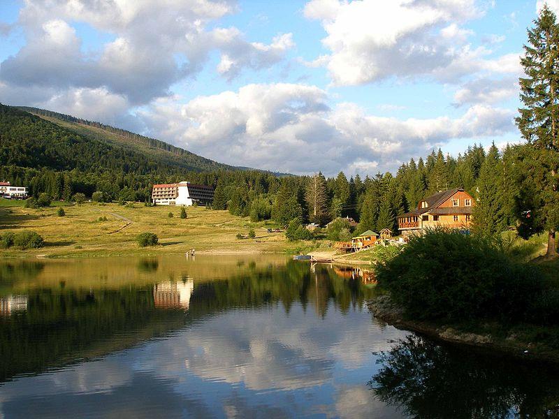 Krpáčovo, Slovakia. Photo by Gomezko.