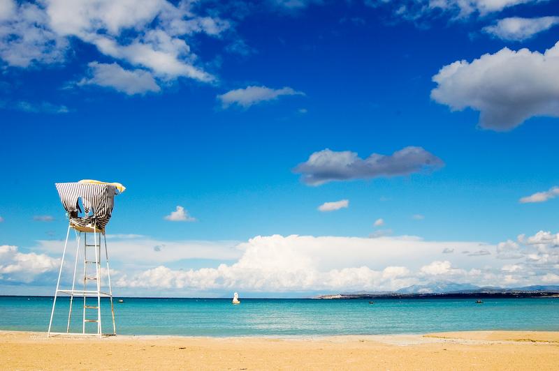 Lattakia Beach. Photo by Taras Kalapun.