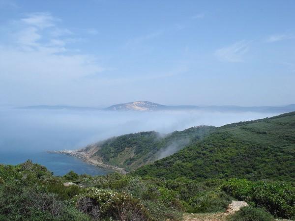 Cap Serrat, Northern Coast of Tunisia. Photo by DrFO.Jr.Tn.