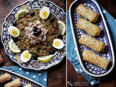 Tunisian-menu