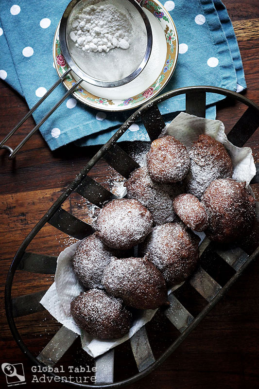 Coconut Banana Fritters | Global Table Adventure