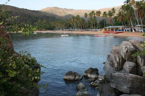 Playa Colorada, Sucre State, Venezuela. Photo by Gianfranco Cardogna.