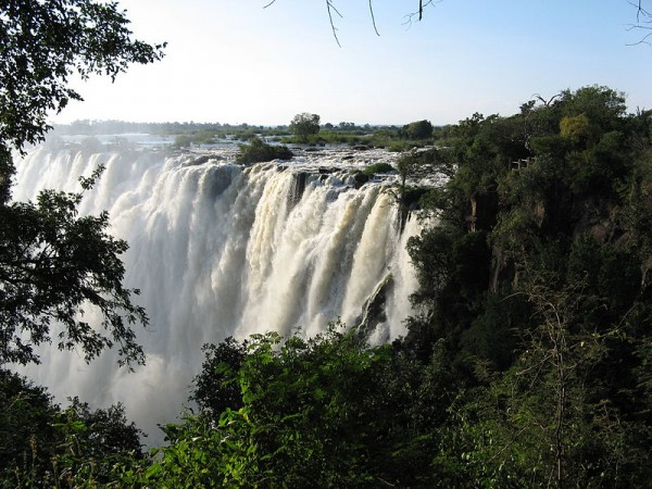 Victoria Falls, Zambia by Someone35