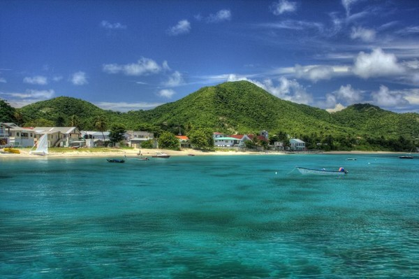 Carriacou, Grenada. Photo by Lloyd Morgan.