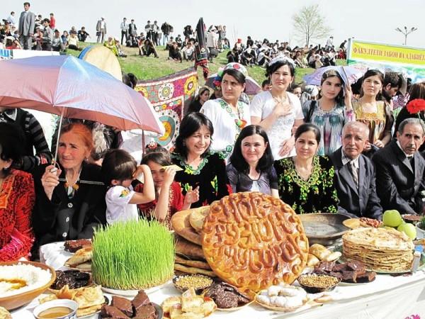 Nowruz. Photo by Шухрат Саъдиев