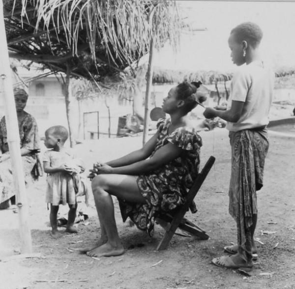 Yoruba Family, 1977.