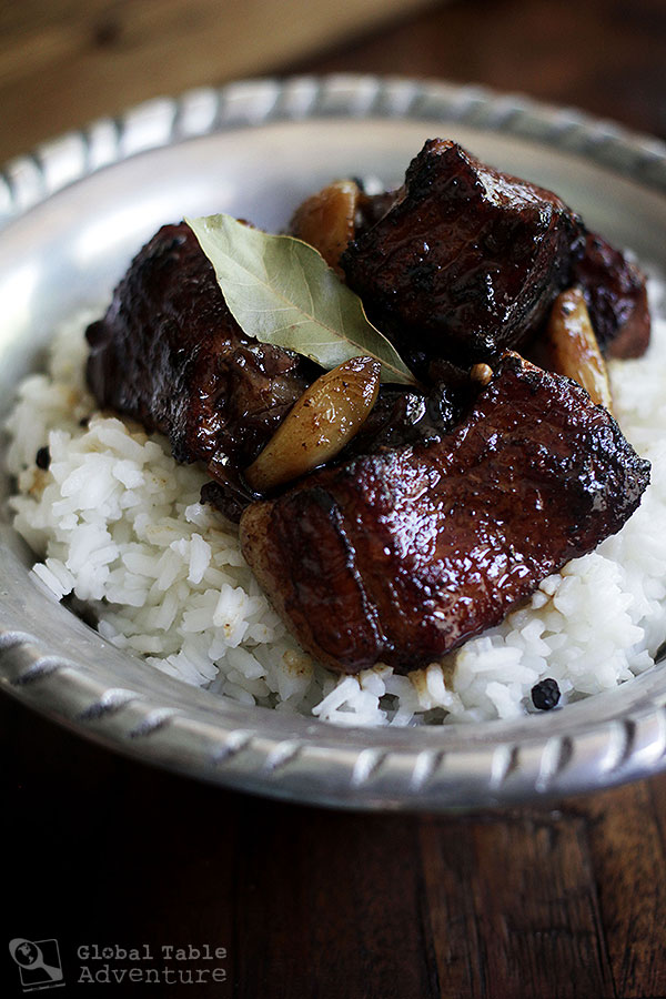Pork Adobo from the Philippines