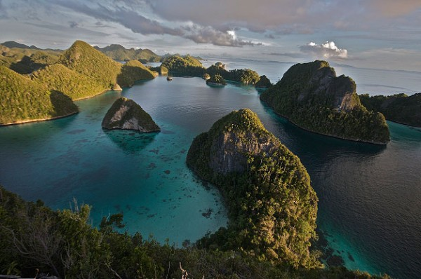 Raja Ampat Islands. Photo by Jonathan Chase.