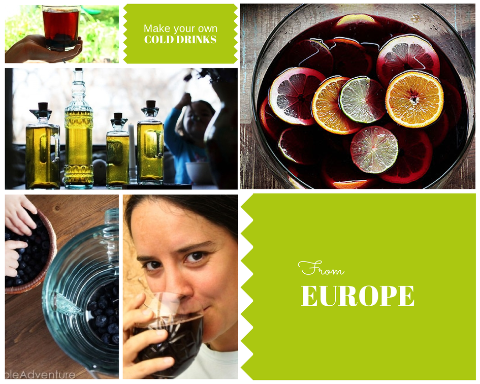 ... the european drinks we sampled but there s a lot more boozy drinks