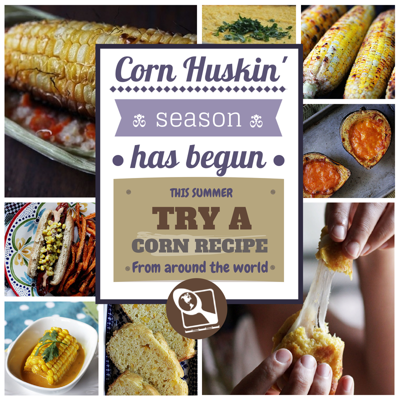 corn around the world