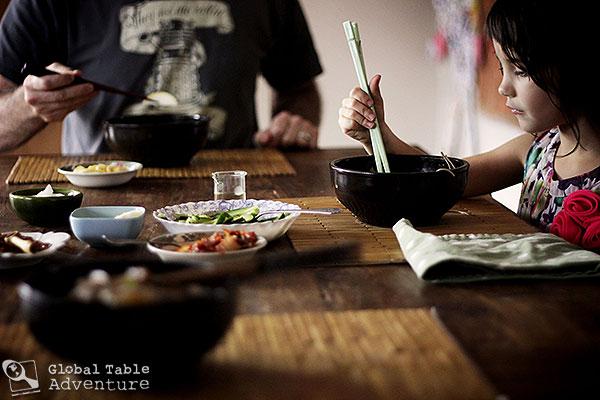 Iced Korean Buckwheat Noodles | Mul-naengmyeon