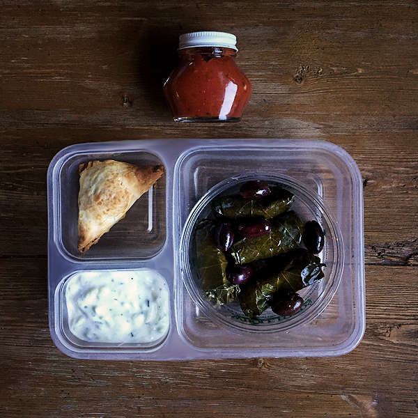 Around the World Lunch: Greece