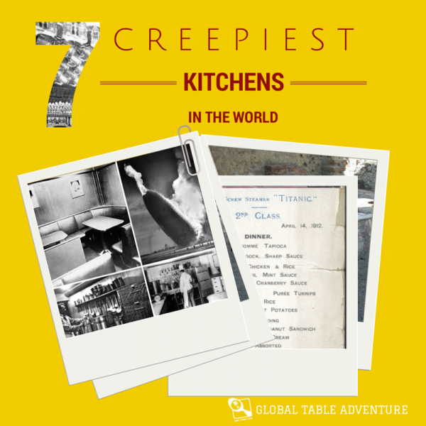 The Creepiest Kitchens in the World