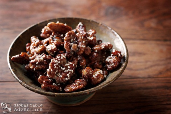How to make Peking Walnuts