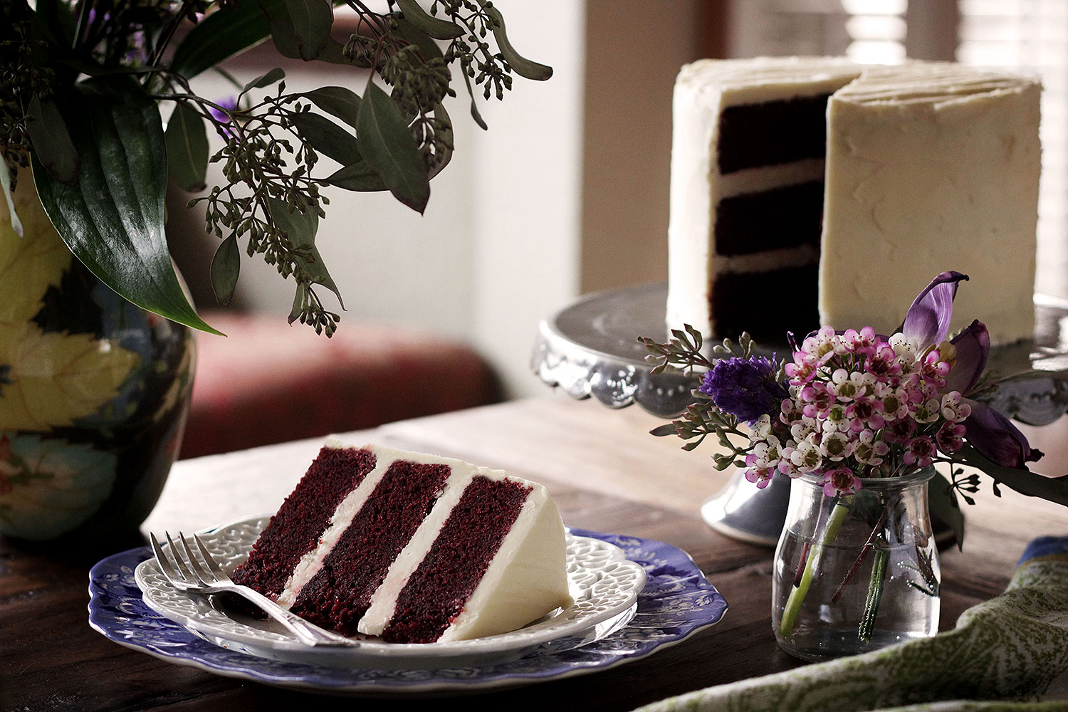 Irish Red Velvet Cake Recipe