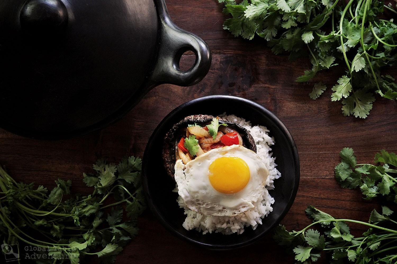 Recipe for Colombian Steak & Eggs | Bistec a Caballo
