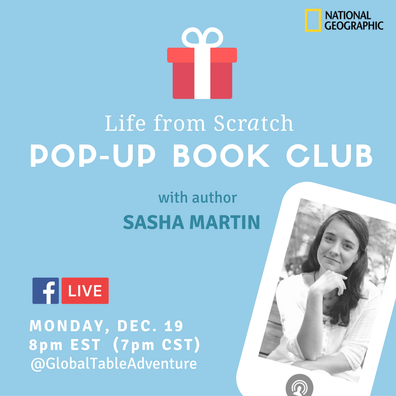 Pop-Up Book Club with Sasha Martin